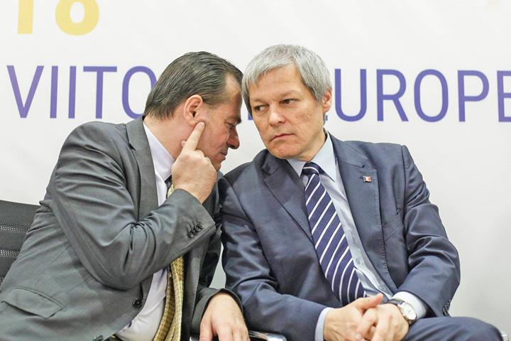 dacian ciolos ludovic orban Orban si Ciolos, tusea si junghiul politicii