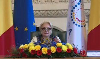 danci 1 350x208 Reprezentantii Guvernului, apostrofati la Alba Iulia (VIDEO)