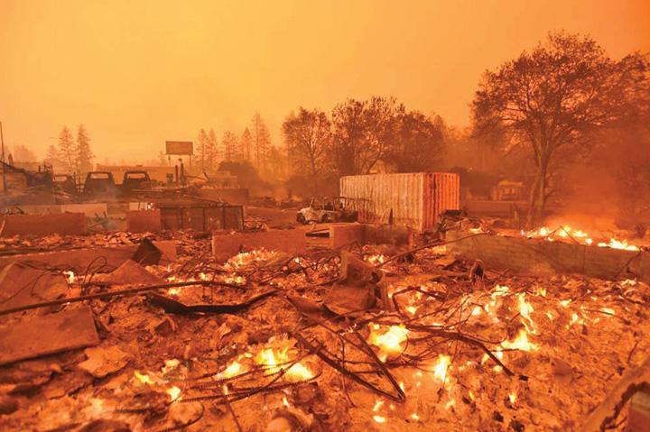 foc2 1 California, un paradis devenit iad