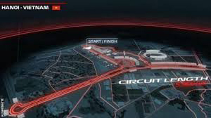 formula 1 bun Formula 1 se muta in Vietnam