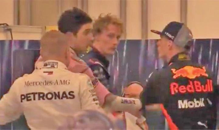 formula 1 doi Scandal in Formula 1
