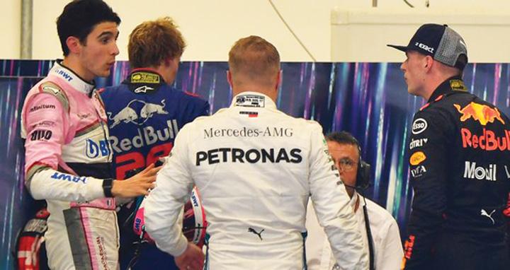 formula 1 Scandal in Formula 1