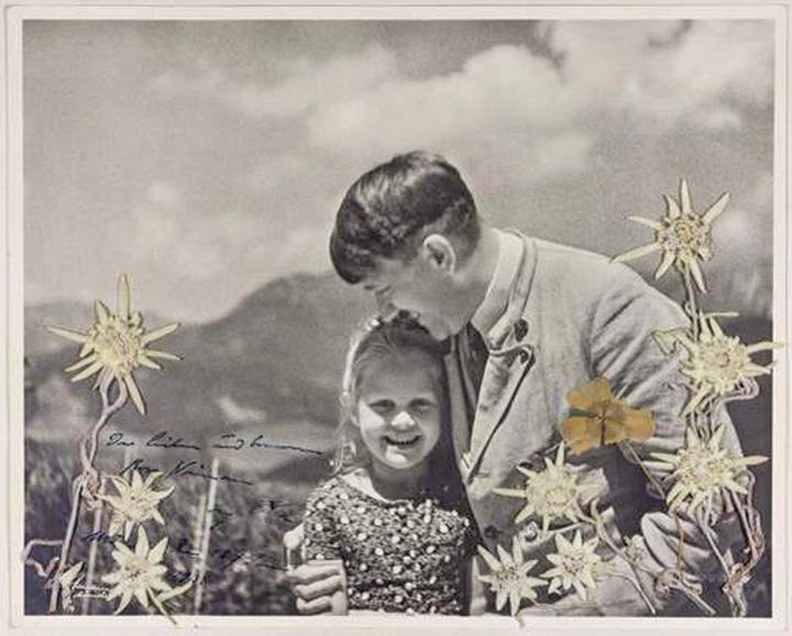 hitler Dragostea lui Hitler pentru o mica evreica