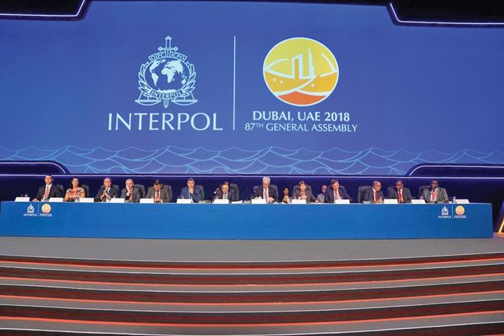 interpol Putin isi pune om la sefia Interpol