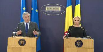 intrevedere 350x179 Presedintele PE, la Bucuresti: a venit momentul sa acceleram aderarea Romaniei la zona Schengen