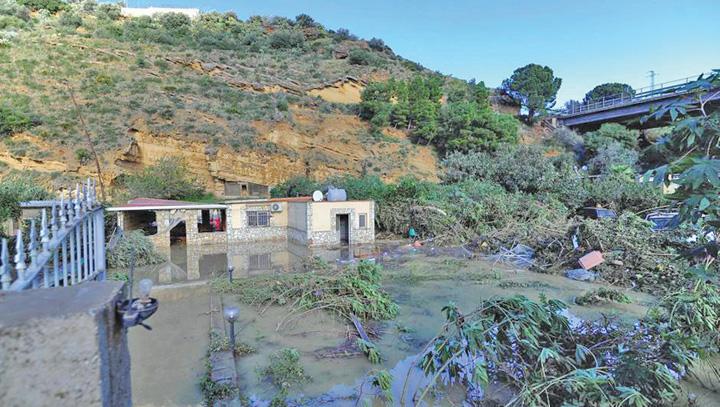 inundatii mare Inundatii ucigase in Sicilia