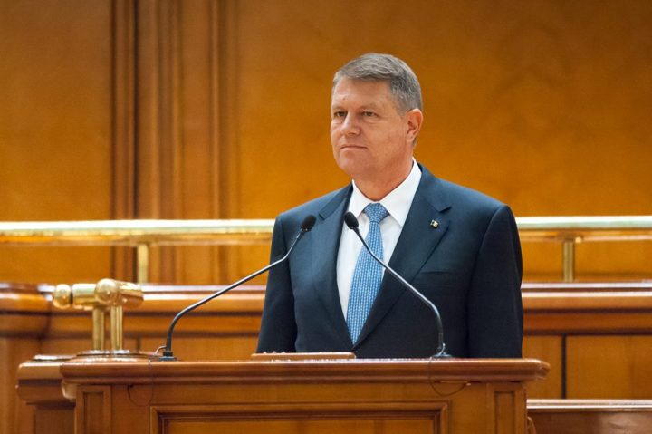 iohannis parlament 720x479 Iohannis merge miercuri in Parlament, la sedinta de celebrare a Centenarului