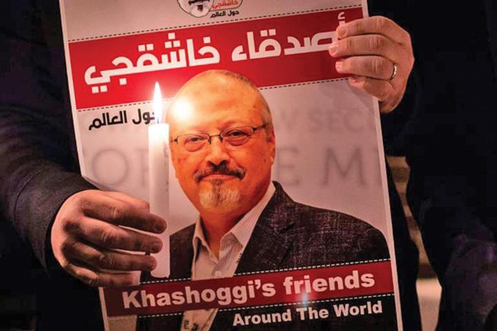 jurnalist Curatatori de probe dupa uciderea  lui Jamal Khashoggi