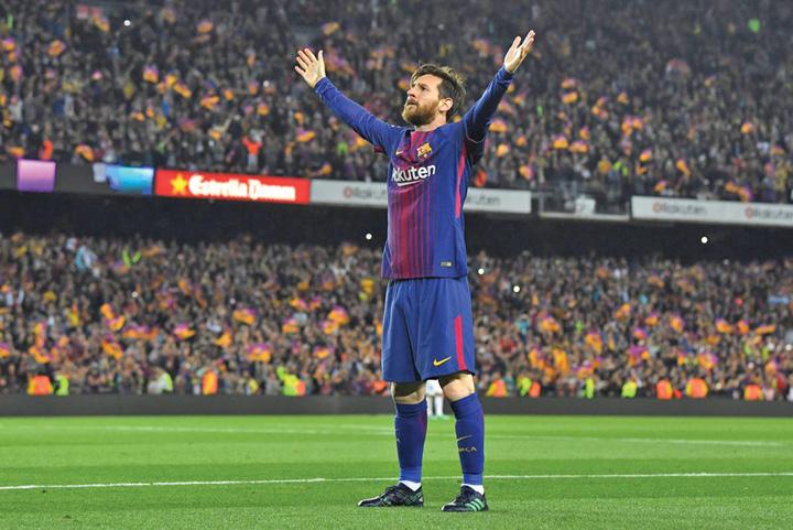 l messi Dupa Pele vine Messi!