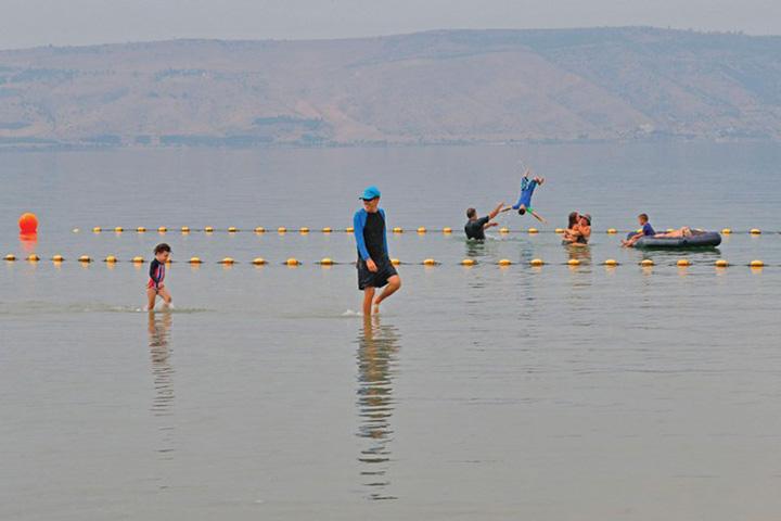 lac 3 Marea pe care a mers Iisus va seca