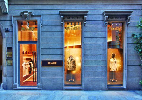 magazin jefuit Jaf in 90 de secunde la colosii modei din Milano