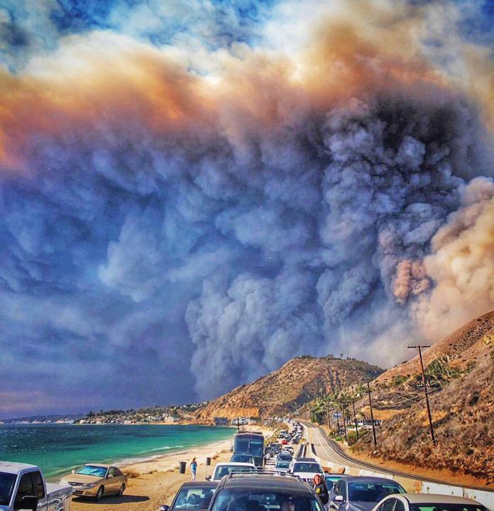 malibu California, un paradis devenit iad