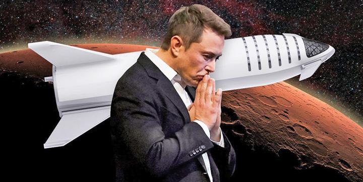 marte Elon Musk vrea sa se mute pe Marte