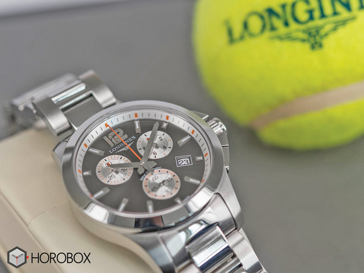 medalion longines Ultimul Roland Garros cu Longines
