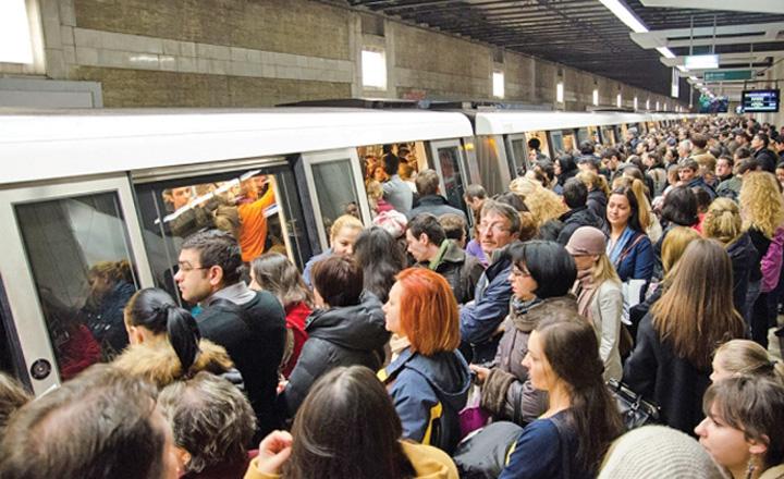 metrou 2 Greva de la metrou a fost amanata