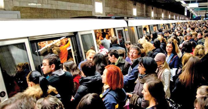 metrou 4 Metrorex: salarii mari, pierderi imense