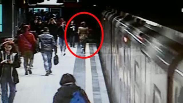 metrou Accident sinistru in metroul din Milano