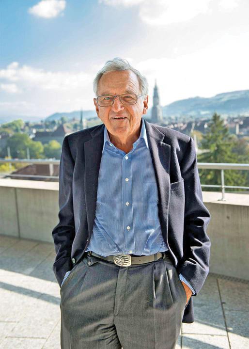 miliard Un elvetian doneaza 1 miliard de dolari pentru salvarea Planetei