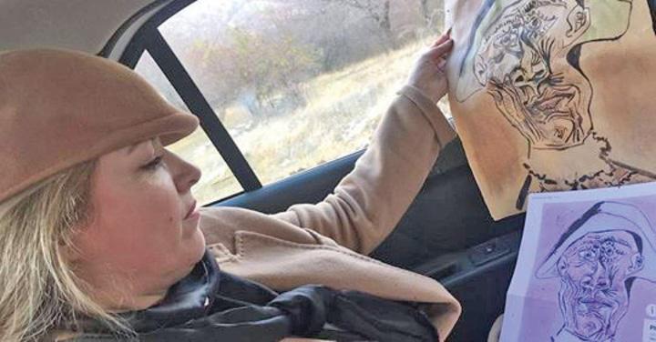 mira feticu victima farsei despre tabloul lui picasso gasit ingropat mi au spus ca fac parte din proiect de arta 52057 DIICOT, pe urmele lui Picasso