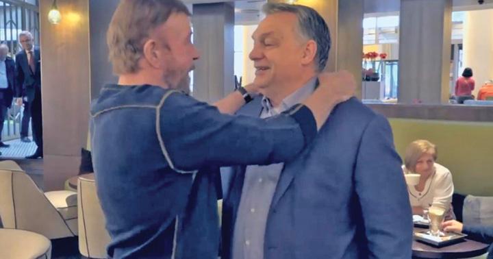 orban1 Viktor Orban isi face campanie cu Chuck Norris