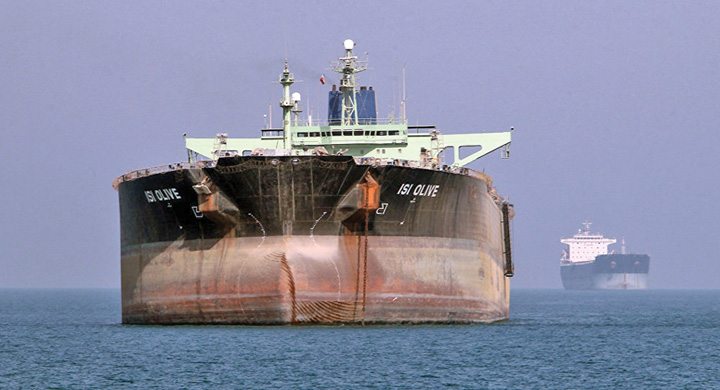 petrolier Iranul si a facut petroliere invizibile
