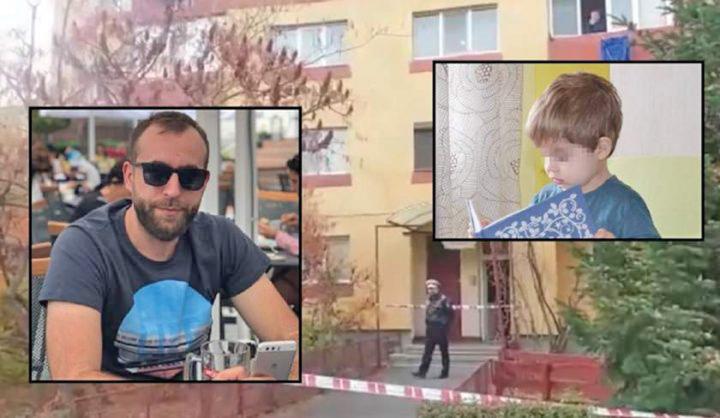 politist si copil Politistul care si a impuscat copilul era ros de gelozie