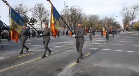 repetitie defilare 2 Ultima repetitie pentru Parada militara de Centenar
