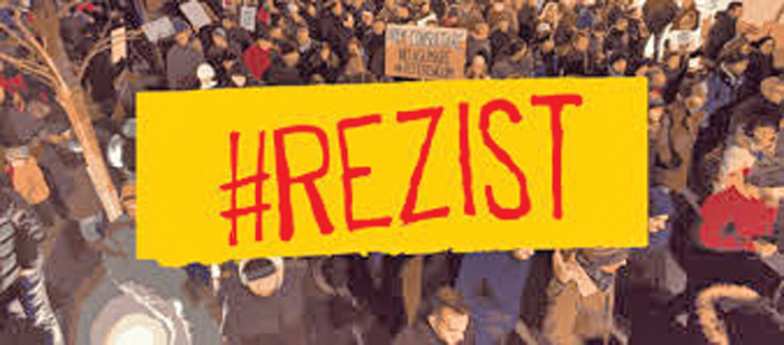 "rezist ""Cuib de rezistenta"" in MAI!"