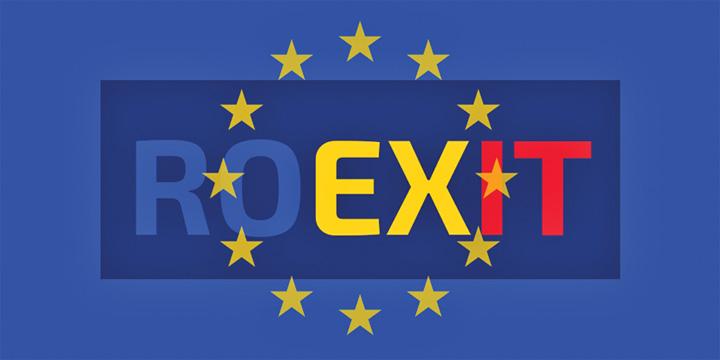 roexit Roexit   solutie sau disolutie?