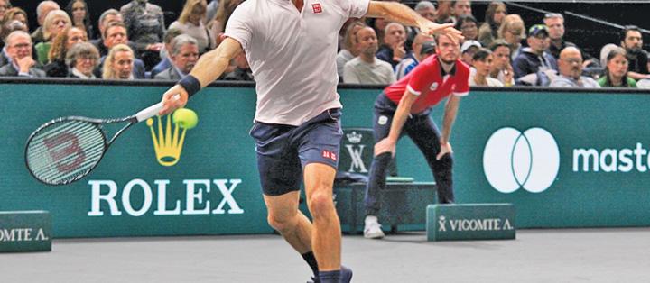 rolex Rolex ticaie acum la Roland Garros