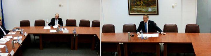 sedinta 720x192 Toader si Lazar la CSM, la sedinta in care se discuta cererea de revocare a procurorului general