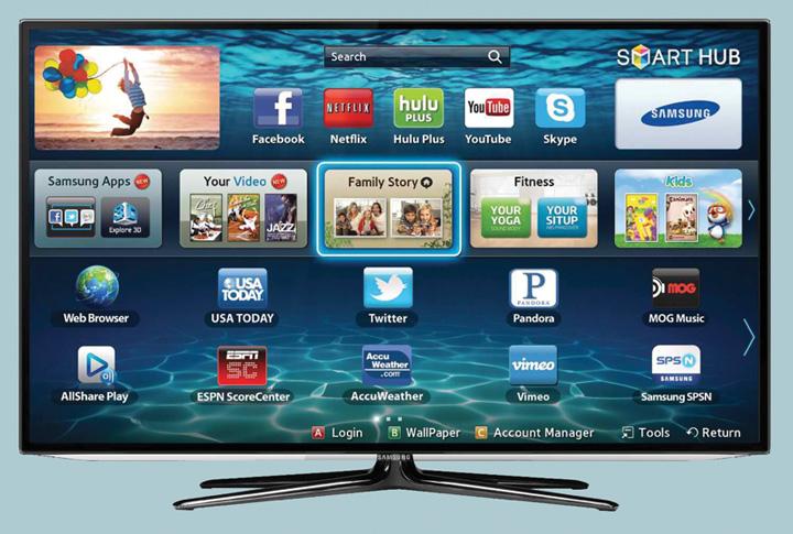 smart tv Romanii cumpara degeaba televizoare inteligente