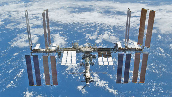 statie bacterii Bacterii super rezistente la bordul ISS