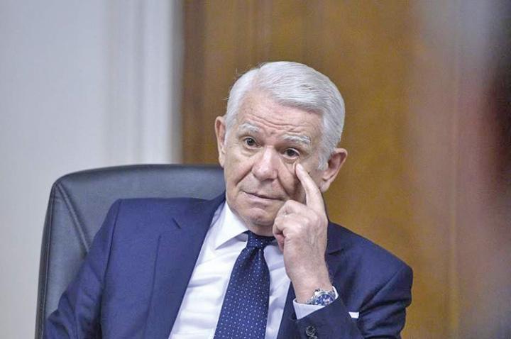 teodor melescanu Melescanu, inca o misiune grea la Ministerul de Externe