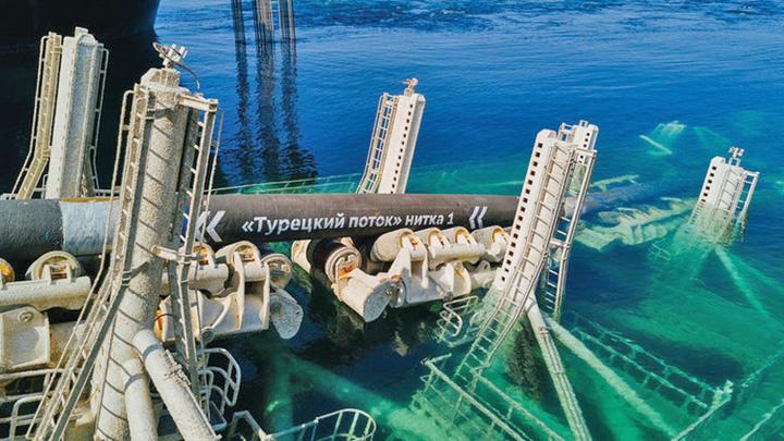 tevi Putin si Erdogan au inaugurat Turkish Stream