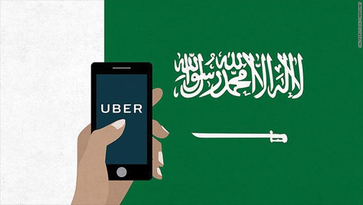 uber Sauditii varsa miliarde in Uber