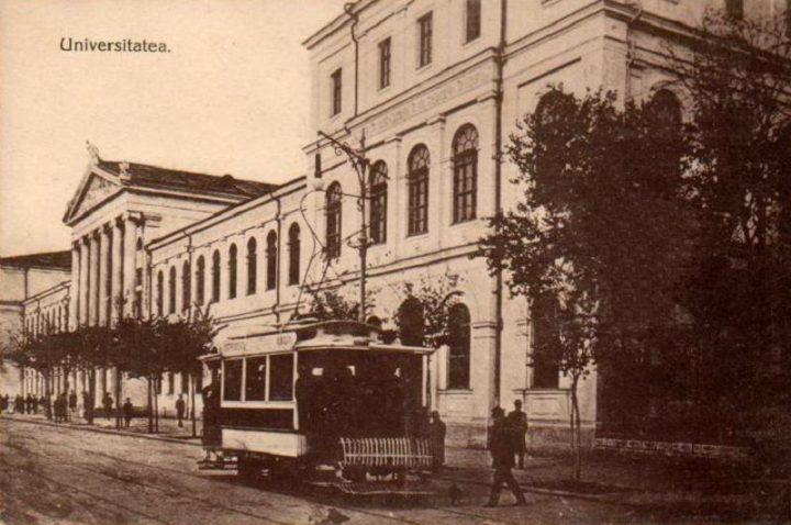 universitatea 1923 929 720x478 Palatul Universității București, triumful ştiinţelor (II)