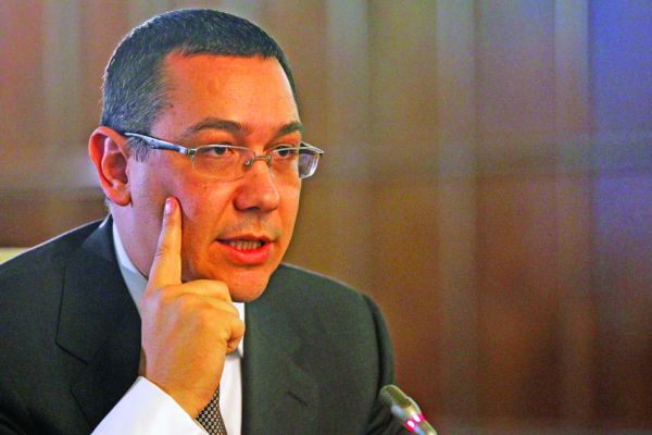 victor ponta Ponta vrea si el o felie din Coalitia pentru Familie