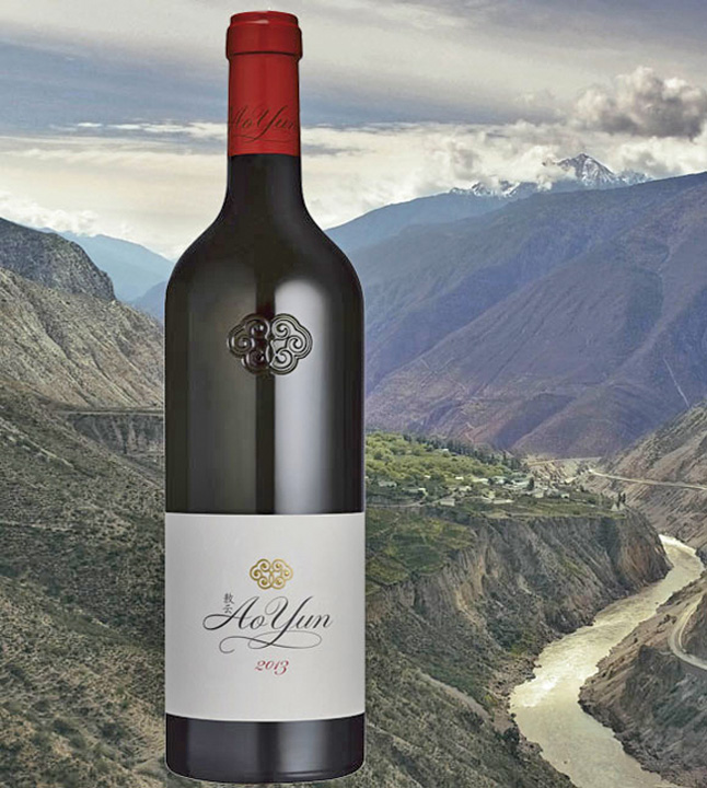 vin medalion Vin facut la 2200 de metri altitudine