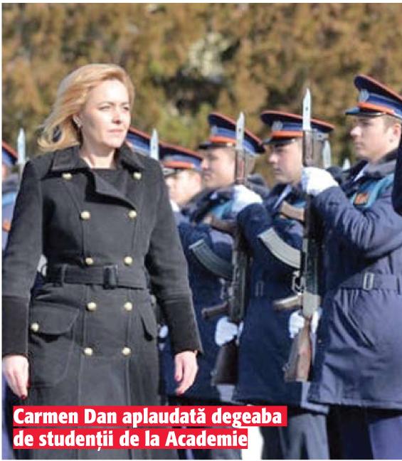 """02 03 1 Trageri """"la rece"""" la Carmen Dan!"""