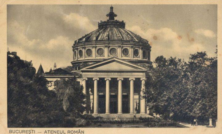 Ateneul Roman 720x435 București, reședință domnească și Capitală (VII)