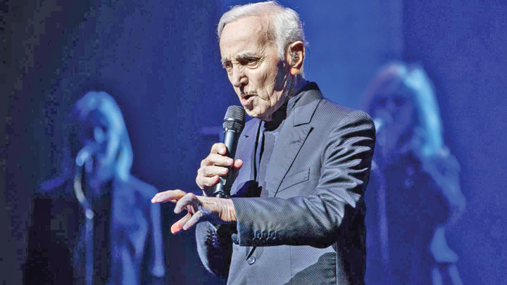 Charles Aznavour Marii disparuti in 2018