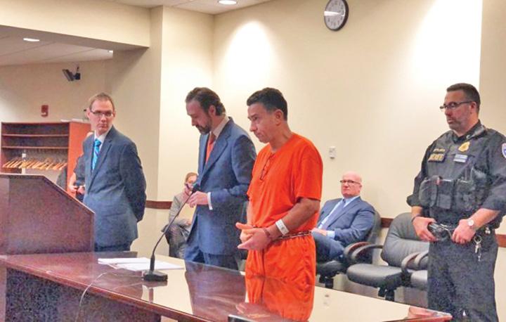 George Piha proces Fost politician, puscarie in SUA pentru furt