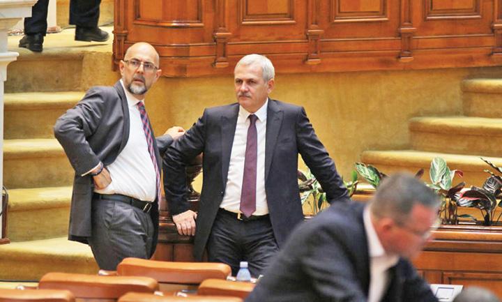 IMG 8736 Kelemen Hunor Liviu Dragnea 1000x600 Trocul UDMR: Ardealul pentru Legea amnistiei!