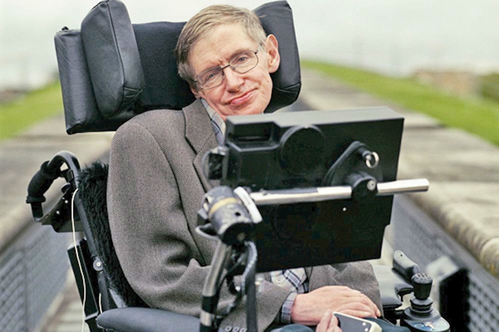 Stephen Hawking Marii disparuti in 2018