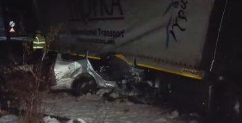 accid 350x178 Cinci tineri morti intr un cumplit accident, in Suceava (VIDEO)