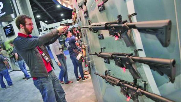 arme medalion SUA: armele ucid mai mult decat masinile