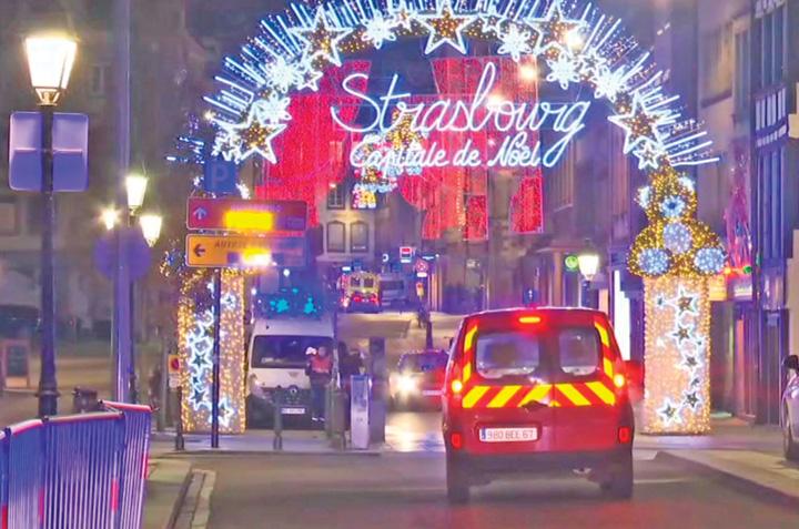 atentat2 Pactul pentru migratie si primul pui: atentatul de la Strasbourg