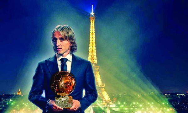 balon aur Modric, un balon de aur controversat