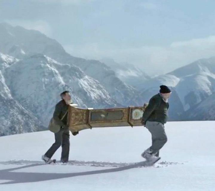 ceas munti Elvetienii opresc ticaitul ceasurilor